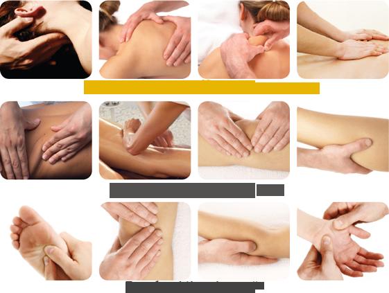 tipovi masaže