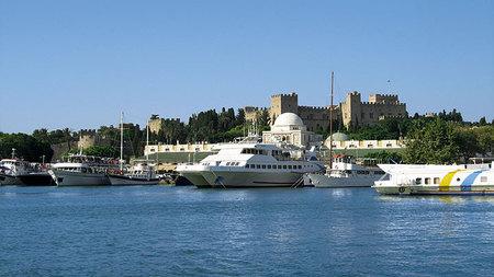 Grčo ostrvo Rodos