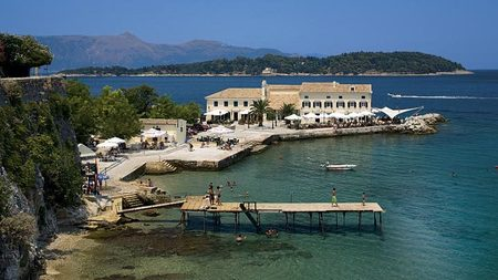 Grčko ostrvo Krf